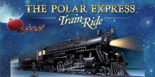 Polar Express Train & Bus Ride - November 23, 2019