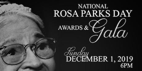 National Rosa Parks Day Awards & Gala tickets