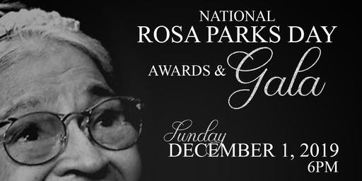 National Rosa Parks Day Awards & Gala