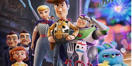 Toy Story 4 Movie Night tickets