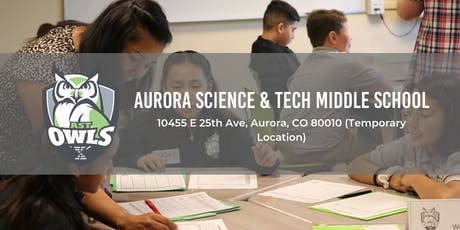Aurora Science & Tech Middle School Tours 19-20 tickets