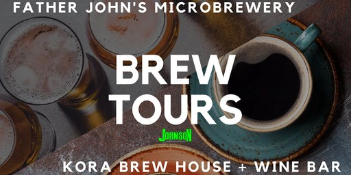 Team Johnson's Brew Tour