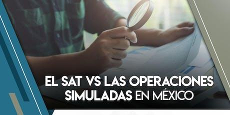 Guadalajara, El SAT vs Operaciones simuladas boletos