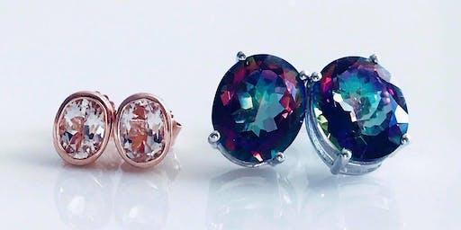 Edmonton Gemstone Jewellery Show