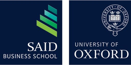 Oxford's SAID BUSINESS SCHOOL - Closing the Gender Gap – Addressing UNSDG #5 in Financial Markets tickets