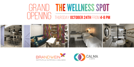 Grand Opening of The Wellness Spot tickets