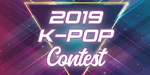 2019 K-Pop Contest in Vancouver