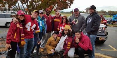 Redskins vs Panthers Tailgate Party