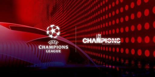 Champions League Watching Party Atletico de  Madrid vs Juventus