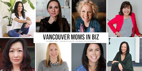 Vancouver Moms In Biz tickets