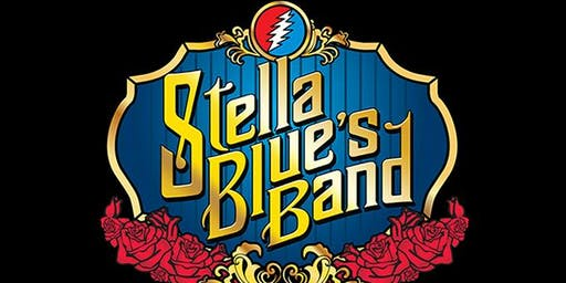 Stella Blue's Band Recreating 3/28/90 at Nassau Coliseum with Kenny Brooks