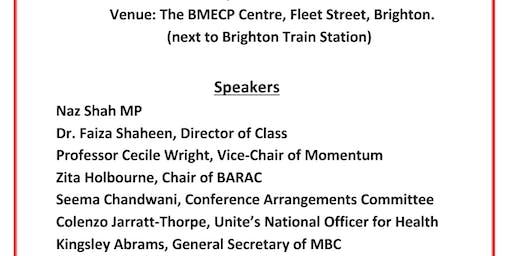 Momentum Black Caucus - Brighton