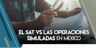 San Luis Potosí, El SAT vs Operaciones simuladas