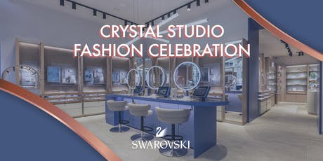 Swarovski Crystal Studio Fashion Celebration biglietti
