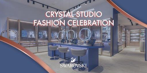 Swarovski Crystal Studio Fashion Celebration