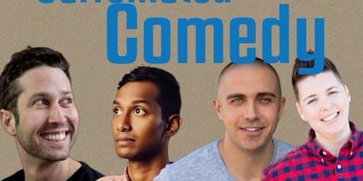 Caffeinated Comedy: Comedy Q&A