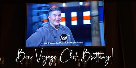 Bon Voyage Brittany -- Tasting Dinner with Chopped Champion Chef Rescigno tickets
