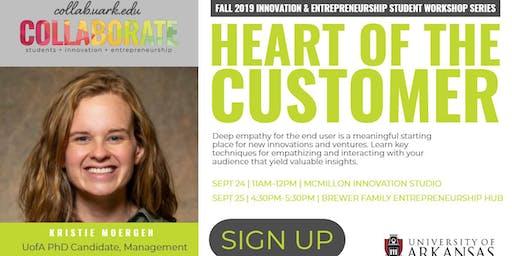 Heart of the Customer Workshop