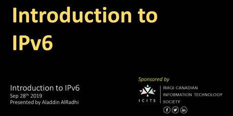 Introduction to IPv6 tickets