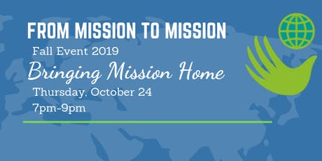 Bringing Mission Home tickets