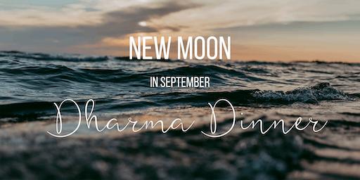 New Moon in September Dharma Dinner