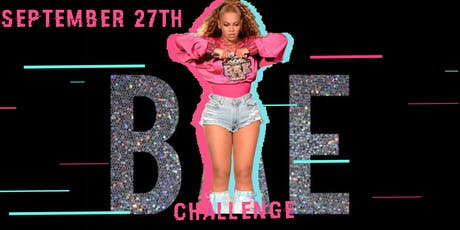 BAEYonce Challenge tickets