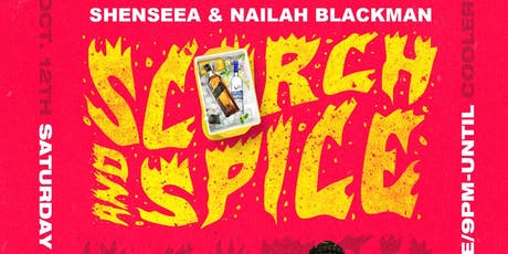 SCORCH + Spice, Carnival Playground... tickets