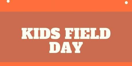 Kids Field Day tickets