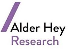 Alder Hey Research logo