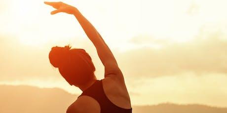 Unwind & Wine: Yoga & Meditation tickets