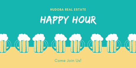 Hudoba Real Estate HAPPY HOUR tickets