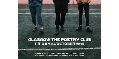 SPQR + The Vaunts @ The Poetry Club tickets
