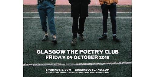SPQR + The Vaunts @ The Poetry Club