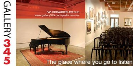 The Art of Improvisation: Celebrating Gallery 345 tickets