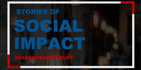 Stories of Social Impact tickets
