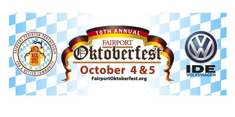 2019 Fairport Octoberfest tickets
