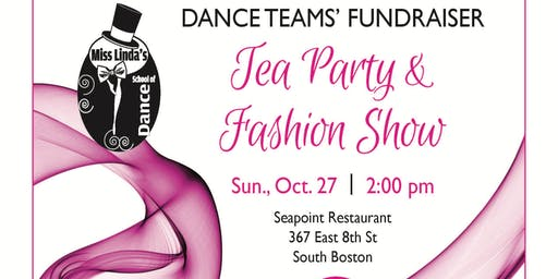 Tea Party and Fashion Show Benefit