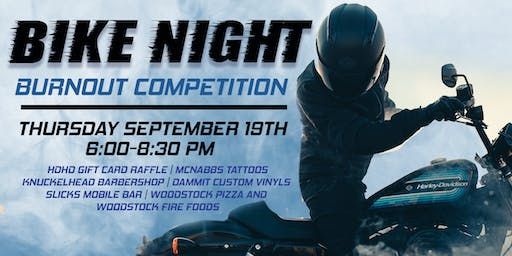 High Desert H-D Bike Night Burnout Contest Registration