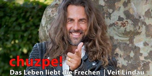 Chuzpe! | Vortrag in Berlin