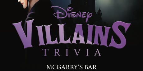 "Disney Villains ""Brunch"" Trivia tickets"