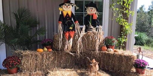 House of 1000 Goats KIDS Halloween Farm Tour!