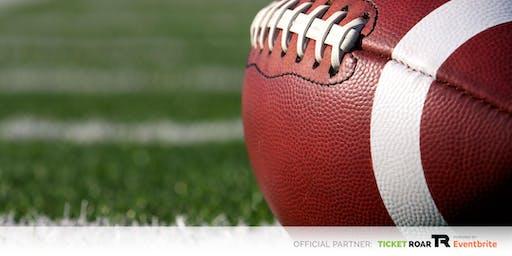 Pinkston vs Browne MS Football