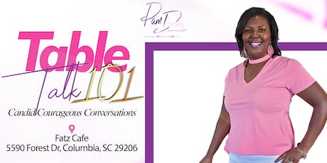 October's Table Talk 101 Experience  tickets