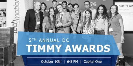 DC's 5th Annual Timmy Awards  tickets