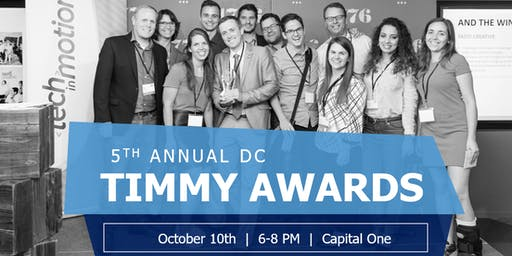 DC's 5th Annual Timmy Awards