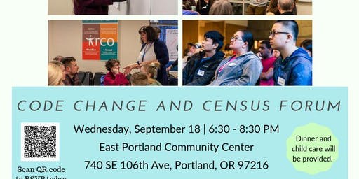 Code Change and Census Forum
