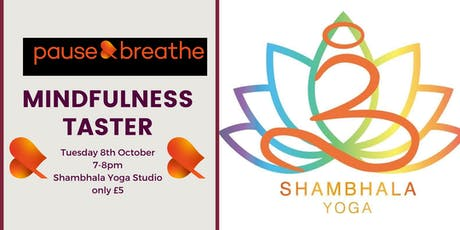 Mindfulness Taster - Shambhala Yoga, Stirling tickets