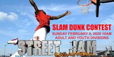 Street Jam Slam Dunk Contest