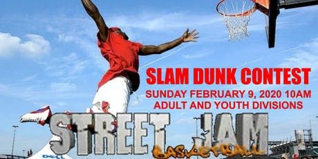 Street Jam Slam Dunk Contest tickets