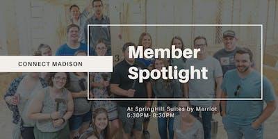 Connect Madison Member Spotlight